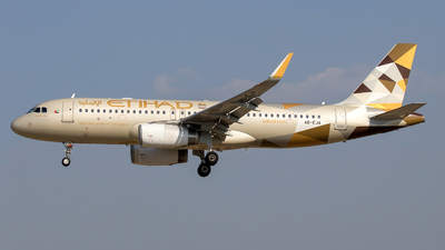 A picture of A6EJA - Airbus A320232 - Etihad Airways - © Gerrit Griem