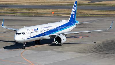 JA137A - Airbus A321-272N - All Nippon Airways (ANA)