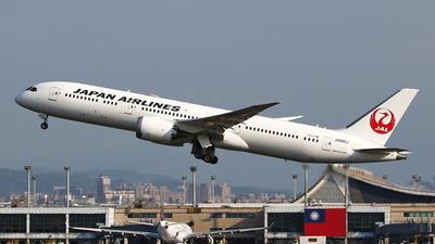 JA866J - Boeing 787-9 Dreamliner - Japan Airlines (JAL)
