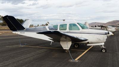 N6033E - Beechcraft K35 Bonanza - Private