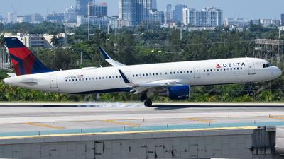 N363DN - Airbus A321-211 - Delta Air Lines
