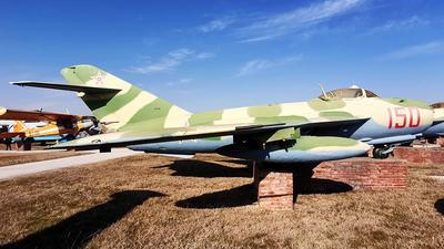 150 - Mikoyan-Gurevich Mig-17F Fresco - Bulgaria - Air Force