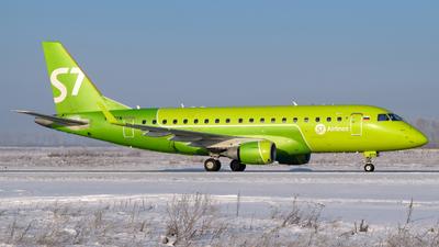 A picture of VQBYN - Embraer E170SU - S7 Airlines - © Alexander Listopad
