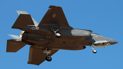 15-5169 - Lockheed Martin F-35A Lightning II - United States - US Air Force (USAF)
