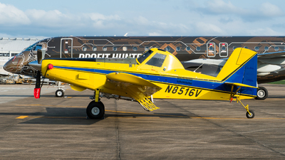 N8516V - Air Tractor AT-502B - Private