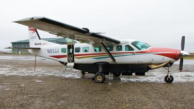 N92JJ - Cessna 208B Grand Caravan - Hageland Aviation Services