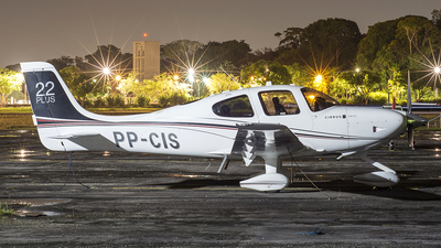 PP-CIS - Cirrus SR22 Plus - Private