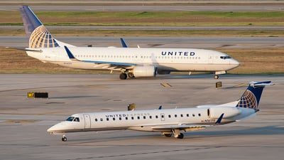N16170 - Embraer ERJ-145XR - United Express (ExpressJet Airlines)