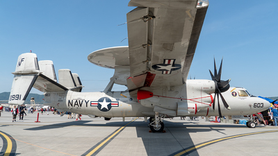 168991 - Grumman E-2D Advanced Hawkeye - United States - US Navy (USN)