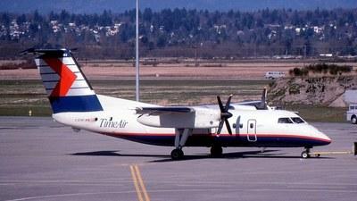 C-GTAF - Bombardier Dash 8-102 - Time Air