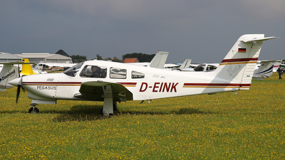 D-EINK - Piper PA-28RT-201T Turbo Arrow IV - Private