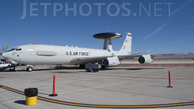80-0138 - Boeing E-3C Sentry - United States - US Air Force (USAF)