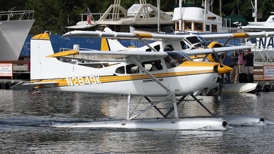 N2849K - Cessna 180K Skywagon - Kenmore Air