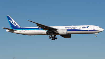 JA787A - Boeing 777-381ER - All Nippon Airways (ANA)