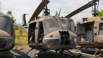 216 - Bell UH-1H Iroquois - El Salvador - Air Force