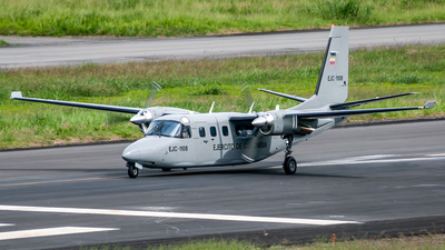 EJC-1108 - Rockwell 690 Turbo Commander - Colombia - Army