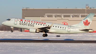 A picture of CFFYG - Embraer E175SU - Air Canada - © YoungKyun Shin
