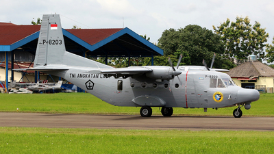 P-8203 - IPTN NC212M-200 Aviocar - Indonesia - Navy
