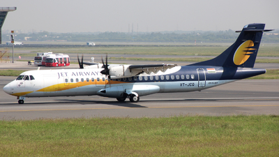 VT-JCQ - ATR 72-212A(500) - Jet Airways Konnect