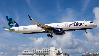 N957JB - Airbus A321-231 - jetBlue Airways