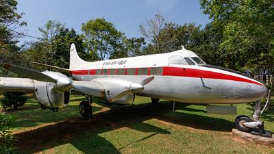 CR801 - De Havilland DH-114 Heron - Sri Lanka - Air Force