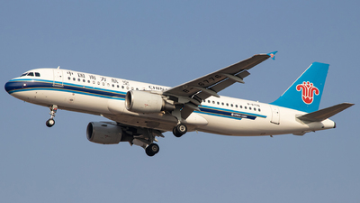 A picture of B6776 - Airbus A320214 - China Southern Airlines - © faks