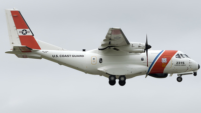 2315 - CASA HC-144A Ocean Sentry - United States - US Coast Guard (USCG)