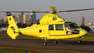 PT-YSB - Eurocopter AS 365N2 Dauphin - Air Jet Taxi Aereo