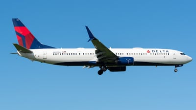 A picture of N897DN - Boeing 737932(ER) - Delta Air Lines - © Gian Rodriguez