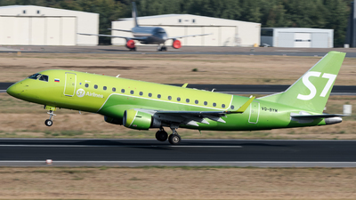VQ-BYM - Embraer 170-100SU - S7 Airlines