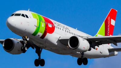 CS-TTJ - Airbus A319-111 - TAP Portugal
