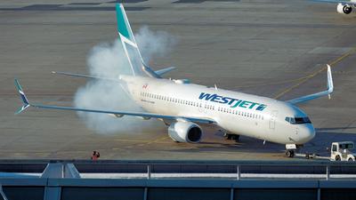 C-GWRG - Boeing 737-8CT - WestJet Airlines