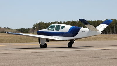 N8478A - Beechcraft A35 Bonanza - Private