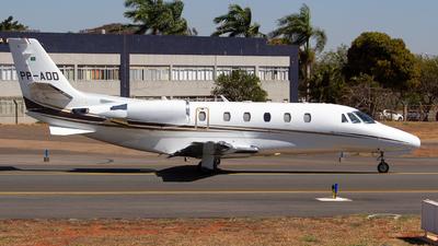 PP-ADD - Cessna 560XL Citation XLS - Private