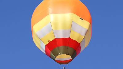 ZK-FAI - Boland Ballon 38-8 - Private
