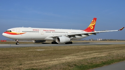 B-6529 - Airbus A330-343 - Hainan Airlines