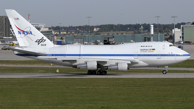 A picture of N747NA - Boeing 747SP21 - [21441] - © Ramin