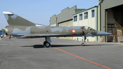 29 - Dassault Mirage 5F - France - Air Force