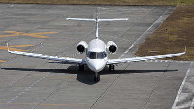 XA-LEY - Raytheon Hawker 850XP - Private