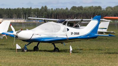 A picture of SPSWAM - BRM Aero Bristell - [222/2016] - © Łukasz Stawiarz
