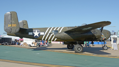 N5548N - North American B-25H Mitchell - Private
