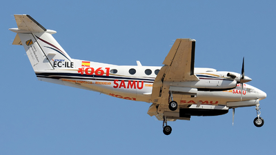 A picture of ECILE - Beech B200 Super King Air -  - © Alexander Portas
