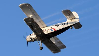 YR-AOZ - PZL-Mielec An-2R - Private