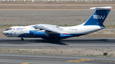 4K-AZ41 - Ilyushin IL-76TD - Silk Way Airlines