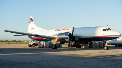 N391FL - Convair CV-5800 - IFL Group