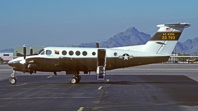 82-23783 - Beechcraft C-12D Huron - United States - US Army
