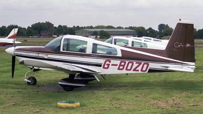 G-BOZO - Grumman American AA-5B Tiger - Private