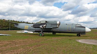 22 - Antonov An-26 - Belarus - Air Force