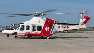 MM81747 - Agusta-Westland AW-139CP - Italy - Coast Guard