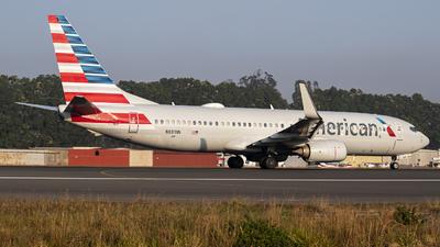 A picture of N881NN - Boeing 737823 - American Airlines - © Juan Manuel Galvez